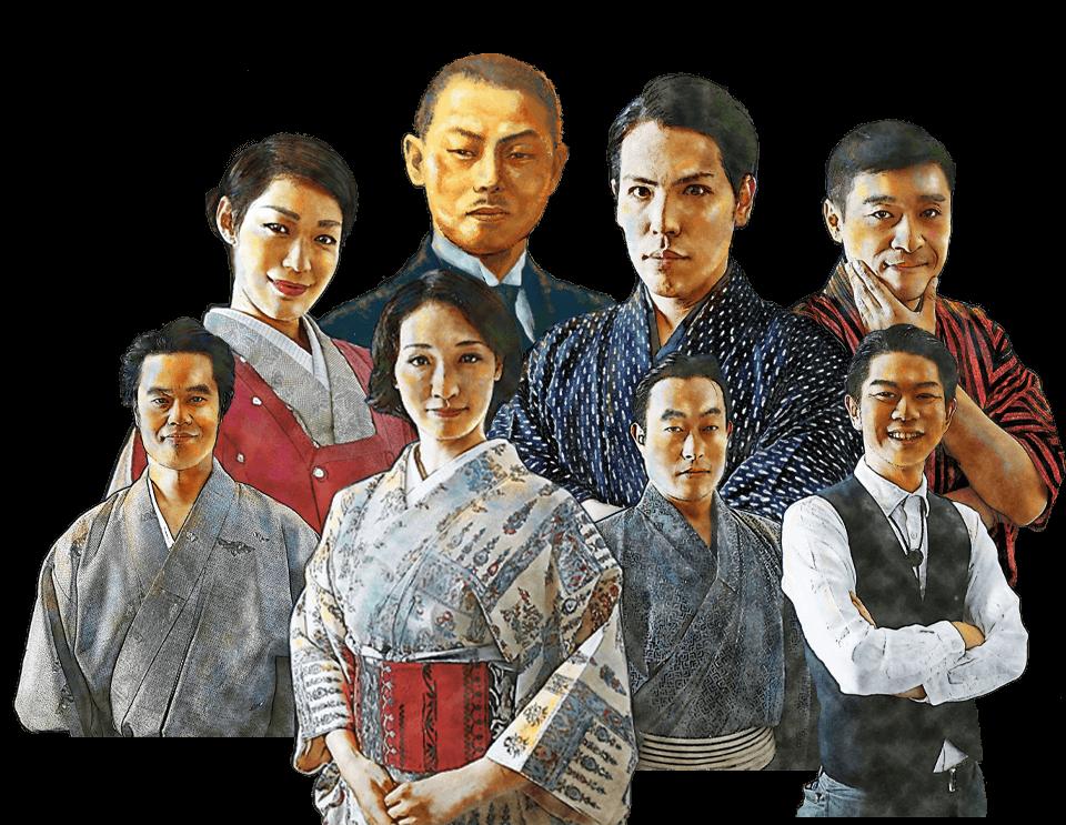 舞台 GISKE ギスケ ~日本、産業革命の英雄~